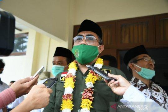 HUT TNI Ke-75, Gus Jazil: Kita perkuat alutsista TNI