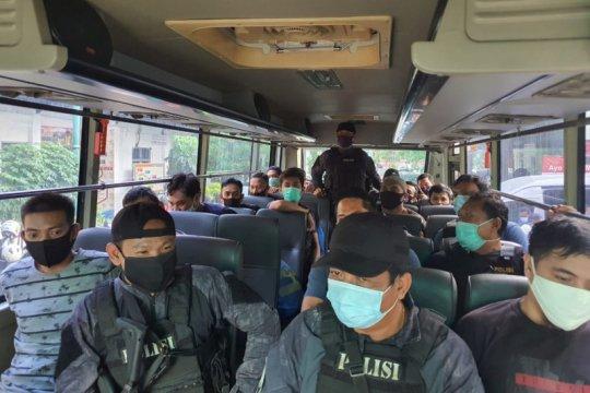 Satgasus Polri serahkan tahap II, 13 tersangka narkoba jaringan Iran