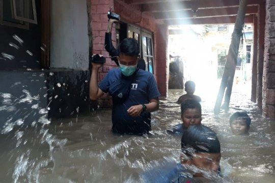 Banjir rendam 69 RT di tiga wilayah administratif Jakarta Timur