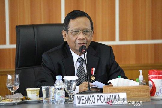 Mahfud: Tim Pencari Fakta Intan Jaya libatkan banyak pihak