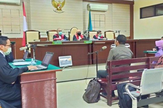 Tiga pejabat Sidoarjo divonis berbeda-beda