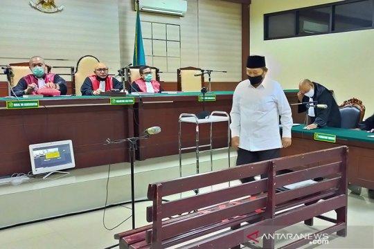 Mantan Bupati Sidoarjo Saiful Ilah divonis tiga tahun penjara