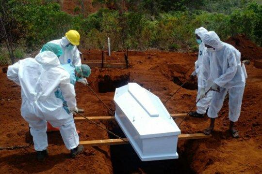 Jubir : sudah 107 warga di Papua meninggal akibat terpapar COVID-19