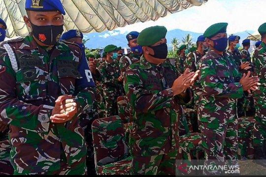 Kodam Kasuari gencar cegah penularan COVID-19 di kalangan prajurit
