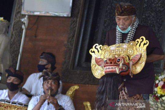 Prof Dibia: Aksi kocak bisa nodai wibawa tari Barong Ket