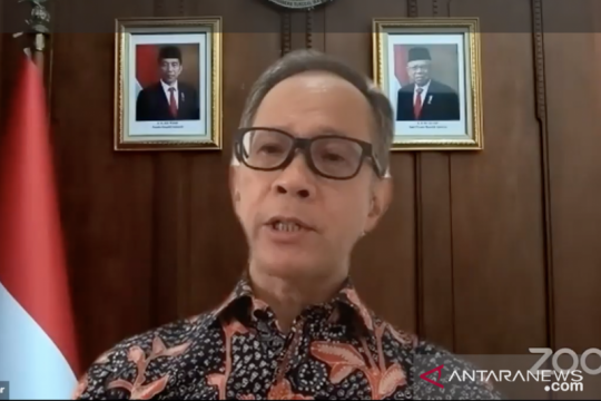 Wamenlu sebut hubungan Indonesia-UAE sigap hadapi pandemi