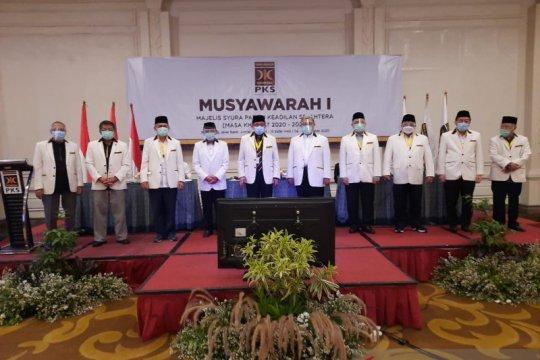 PKS umumkan Ahmad Syaikhu jadi presiden partai