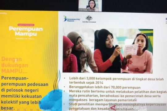 Delapan tahun program kemitraan Australia-Indonesia dukung RPJMN