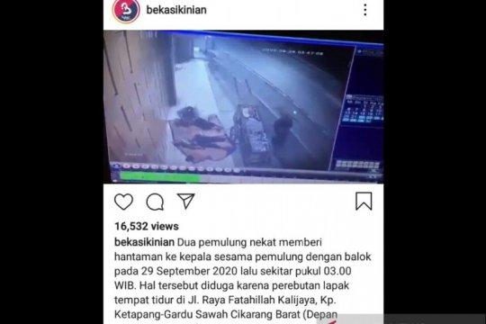 Perampok pemulung di Bekasi mengaku sudah lima kali beraksi