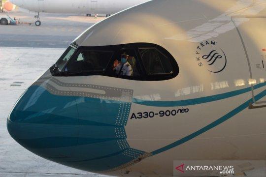 Garuda sepakati restrukturisasi utang dengan Angkasa Pura-Pertamina