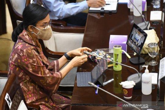 Sri Mulyani paparkan 8 keunggulan LPI