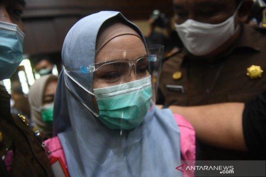 Sidang jaksa Pinangki ditunda karena PN Jakarta Pusat tutup