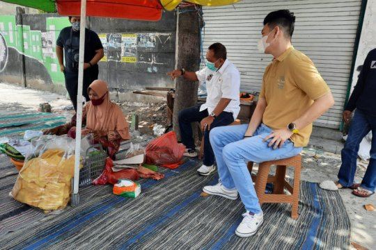 Armuji dan Andi Sugar ajak warga bangkitkan kuliner khas Surabaya