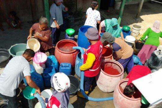 107 desa di Kabupaten Grobogan alami kekeringan