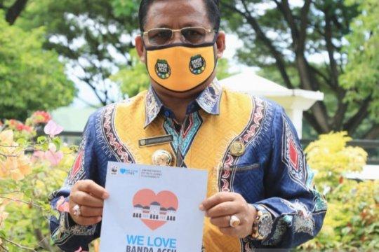 """Peringkat Banda Aceh terus naik di """"Most Lovable City"""""""
