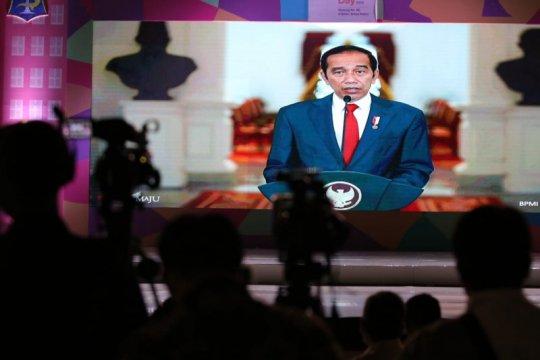 Presiden Jokowi: korporasi petani dan nelayan belum berjalan optimal
