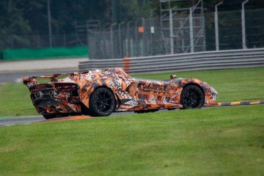 Lamborghini luncurkan gambar dari kendaraan terbaru