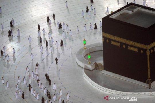 Arab Saudi tutup visa umrah akibat jemaah Indonesia positif COVID-19? Ini faktanya