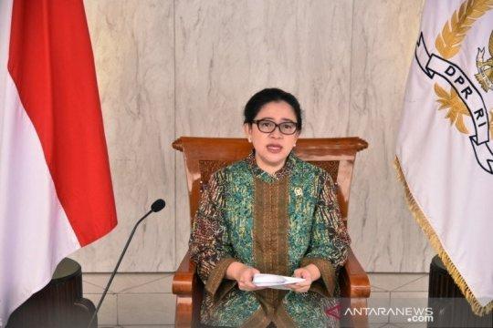 Ketua DPR hormati masyarakat jika ingin uji materi UU Cipta Kerja