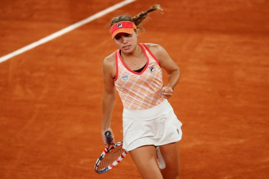 Taklukkan Collins, Kenin melaju ke semifinal French Open