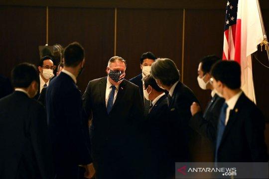 Lawan China, Menlu AS tingkatkan solidaritas dengan sekutu Asia