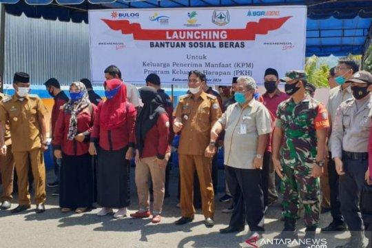 9.300 warga miskin di Aceh Tenggara mulai terima rastra dari Kemensos