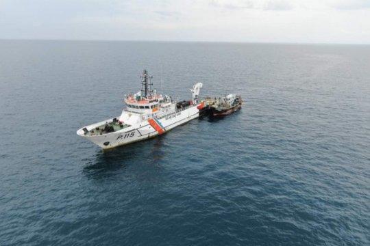 PPLP Tanjung Uban tahan kapal ikan asing berbendera Malaysia
