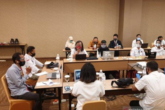 Terapkan protokol, PWI Sumsel-SKK Migas uji kompetensi wartawan