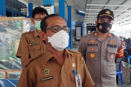 Kurva kasus COVID-19 di Banjarmasin melandai