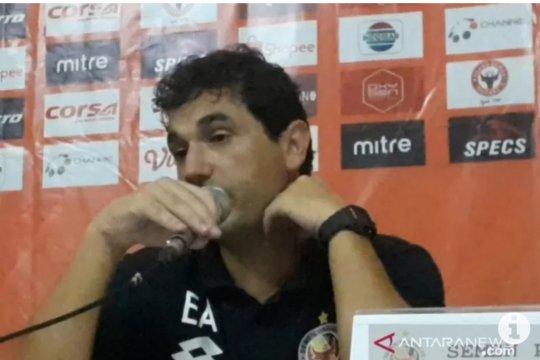 Eduardo nilai Semen Padang berada di Grup yang kompetitif di Liga 2
