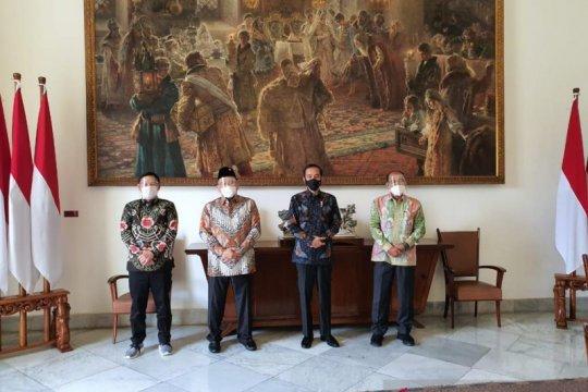 Jokowi dukung aspirasi gelar pahlawan pendiri Al Jam'iyatul Wasliyah