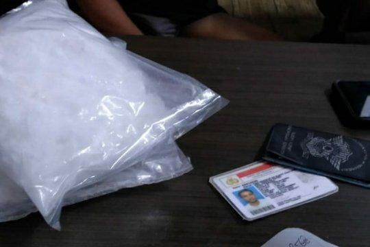 Polisi: Calon penumpang pesawat bawa satu kg sabu dalam ransel