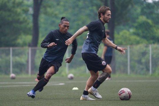 Pelatih: Persija tidak berleha-leha di tengah penundaan Liga 1