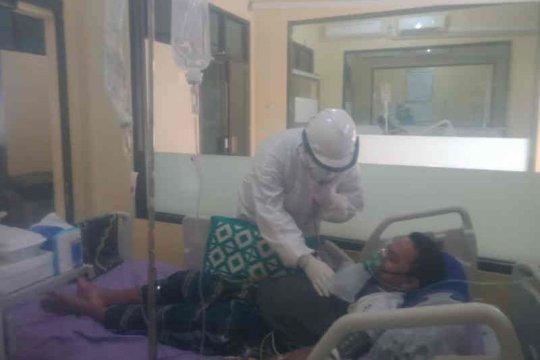 102 tenaga kesehatan di Cirebon terjangkit COVID-19