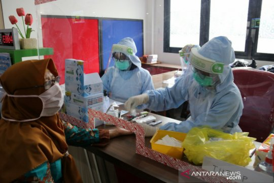 Pasien terkonfirmasi positif COVID-19 di Kulon Progo bertambah 6 orang