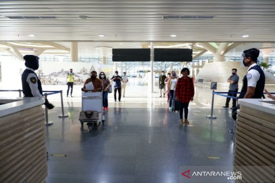 AP I - BMKG gelar latihan kesiapan menghadapi tsunami di Bandara YIA