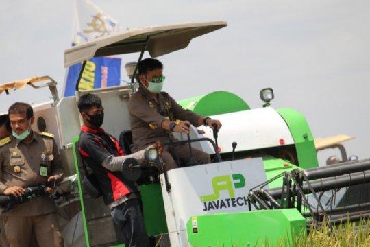 Mentan: Lampung butuh klasterisasi petani untuk tingkatkan pertanian