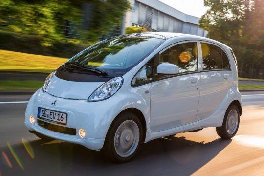 Mitsubishi berniat hentikan produksi kendaraan listrik i-MiEV