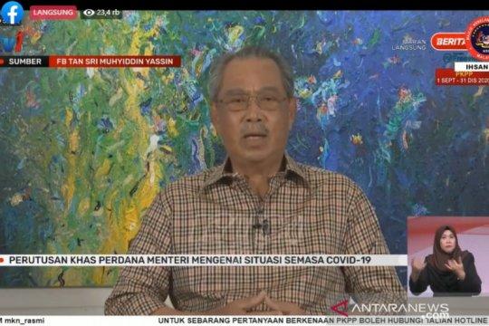 "Muhyiddin : Malaysia tidak melakukan ""total lockdown"""