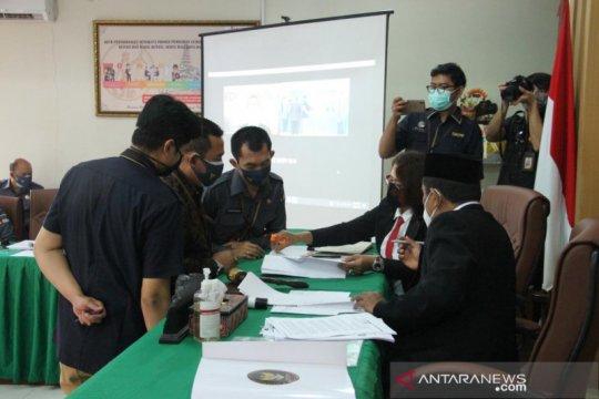 Ketua KPU Karangasem jalani sidang etik karena rangkap jabatan
