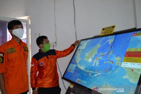 BMKG Gowa miliki WRS Newgen untuk mempercepat informasi kebencanaan