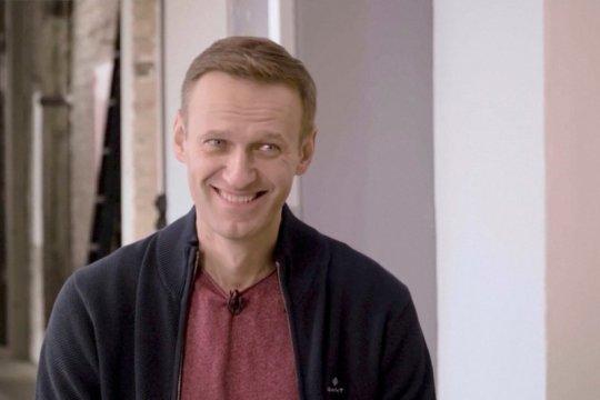 Navalny sebut intelijen Rusia meracuninya jelang pemilihan parlemen