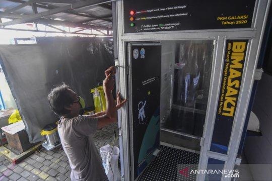 Kasus baru COVID-19 Jakarta sebanyak 1.340 pada Rabu