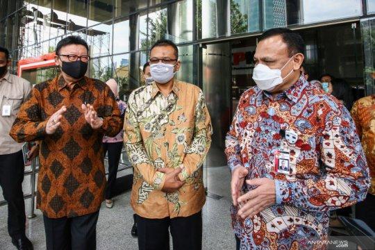 Kerja sama KPK dan LAN berantas tindak pidana korupsi