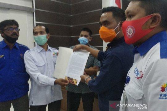 Buruh Aceh minta pelaksanaan Qanun Ketenagakerjaan dioptimalkan