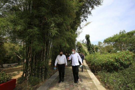 "Dubes Meksiko sebut Taman Harmoni Surabaya sesuai konsep ""Smart City"""