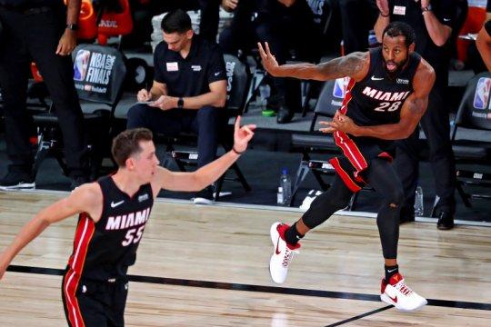 Miami Heat sesumbar bangkit balik kalahkan Lakers
