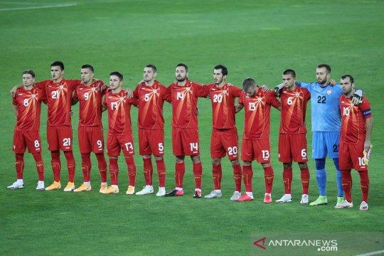 Makedonia bertekad manfaatkan kesempatan emas tampil di Euro 2020