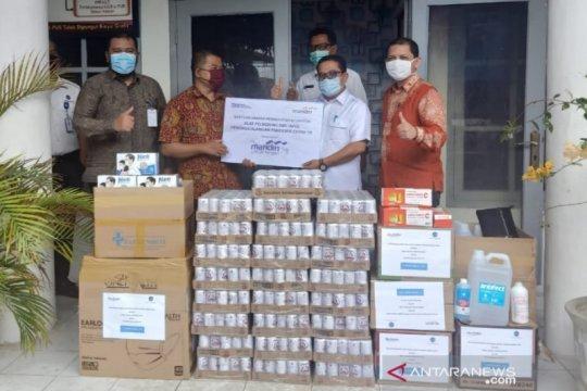 Pemerintah Aceh terima bantuan APD dari BUMN