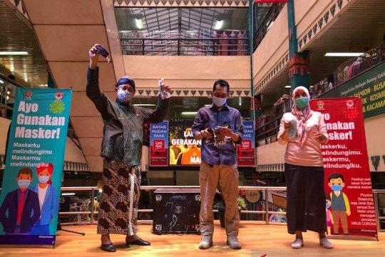 Di Yogyakarta, 130 ribu lembar masker dibagikan hingga November